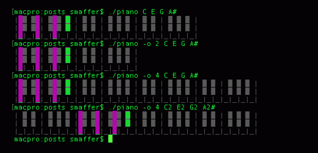 Piano Screenshot